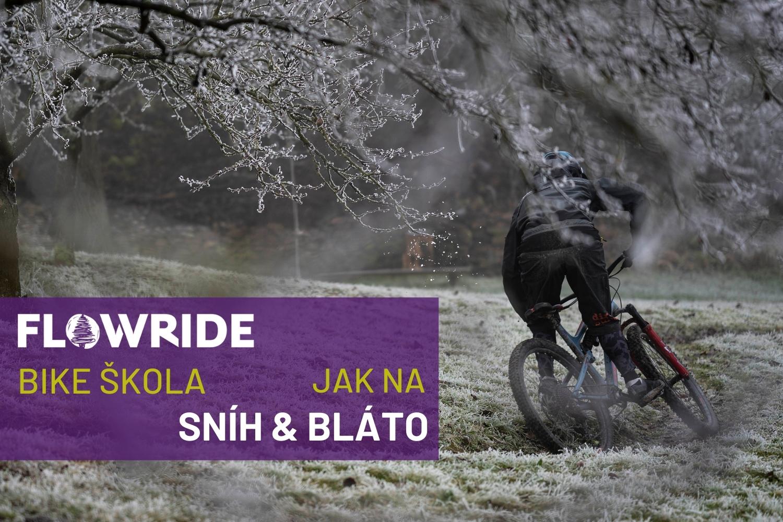 Jak jezdit na kole nejen na sněhu a na blátě